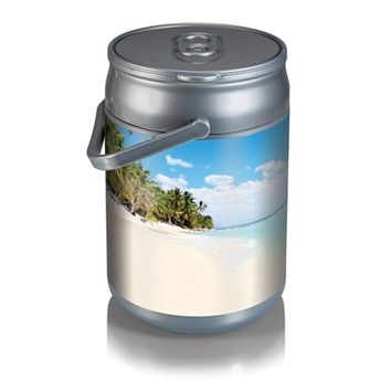 SheilaShrubs.com: Can Cooler - Beach Scene Can 690-00-814-000-0 by Picnic Time : Coolers
