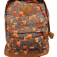 Give a Hoot Backpack