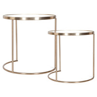 Round Nest of Tables (Set of 2) | ZARA HOME United States of America