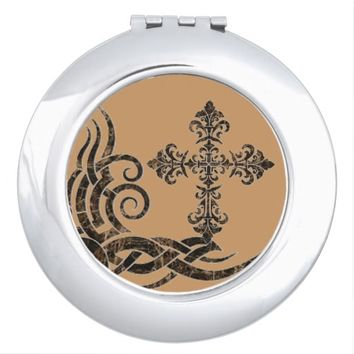 Cross Compact mirror