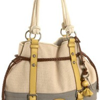 Fossil Camille Satchel - designer shoes, handbags, jewelry, watches, and fashion accessories | endless.com
