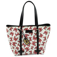 Minnie Mouse Bow Tote by Dooney &amp; Bourke -- Medium -- White | Dooney &amp; Bourke | Disney Store