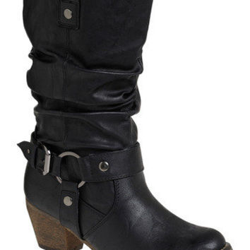 Boot of Confidence | Mod Retro Vintage Boots | ModCloth.com