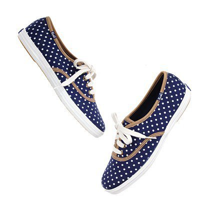 Keds® for Madewell Polka-Dot Sneakers