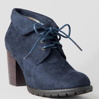 VANCOUVER LACE-UP BOOTIE