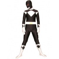 Catsuits & Zentai Black And White Space Warrior Baldios Lycra Spandex Zentai Suit [TZK25003] - $38.99