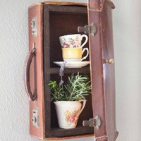 Suitcase Cupboard ? St Thomas Hospital London ? Storage ? Recreate