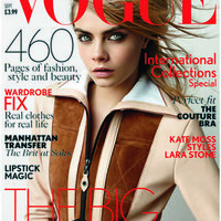 VOGUE SEPTEMBER ISSUE