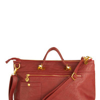 Karma Karma Carnelian Bag | Mod Retro Vintage Bags | ModCloth.com