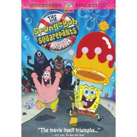 The SpongeBob SquarePants Movie (Widescreen Paramount Collection) (Special edition)