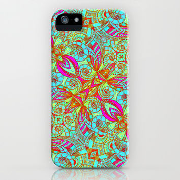 Ethnic Style G241 iPhone & iPod Case by MedusArt