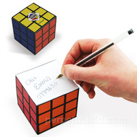 RUBIK&#x27;S CUBE NOTEPAD