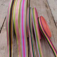 Stripey Ribbons