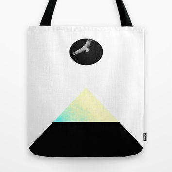 Be Bold & Free Tote Bag by DuckyB (Brandi)