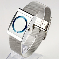 YESSTYLE: MURATI- Bracelet Watch (Blue - One Size) - Free International Shipping on orders over $150