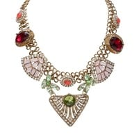 Cara Triangle Statement Necklace at Von Maur