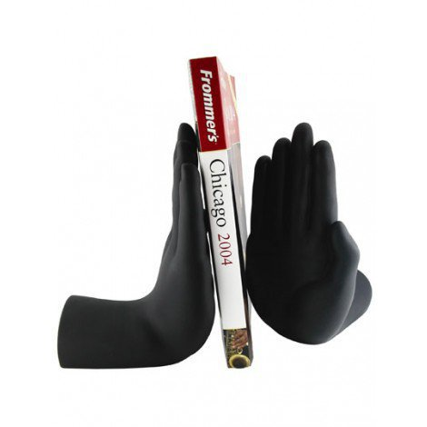 Bookend High 5 - Black
