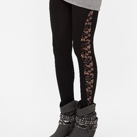 Daytrip Lace Inset Legging