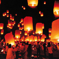 New Moon Festival in Thailand