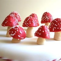Edible Chocolate Filled Toadstools 4 by andiespecialtysweets