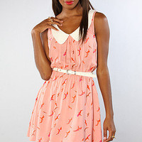 The Sweet Pacific Collared Dress