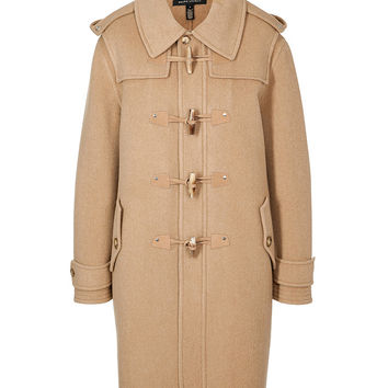 Ralph Lauren Black Label - Camel Hair Duffle Coat