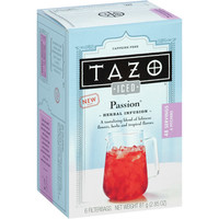 Walmart: Tazo Iced Passion Tea, 6ct