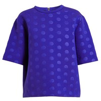 STELLA MCCARTNEY | Neoprene Dot Top | Browns fashion & designer clothes & clothing
