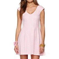 FINAL SALE - Briella Fit & Flare Dress - Lilly Pulitzer
