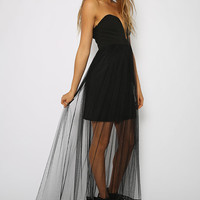 Soft Dream Dress - Black
