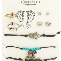 Elephant Jewelry 7-Pack