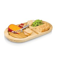 SheilaShrubs.com: Fontina Cheese Board 855-00-505-000-0 by Picnic Time : Cheese & Cutting Boards