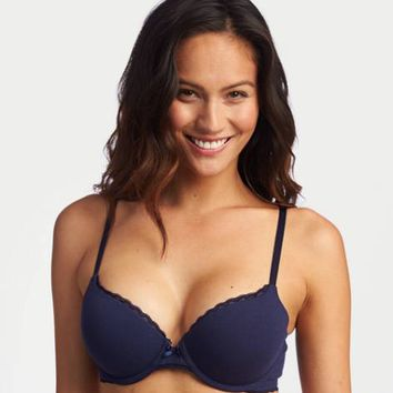 HARPER COTTON PUSHUP BRA