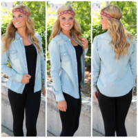 Rustic Road Denim Chambray
