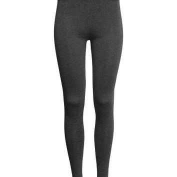Jersey Leggings | Product Detail | H&M