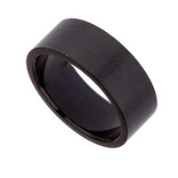 Simple Steel Ring - Rings - Mens Jewelry - Shoes and Accessories- TOPMAN USA
