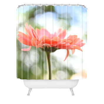 Lisa Argyropoulos You Are So Beautiful Shower Curtain