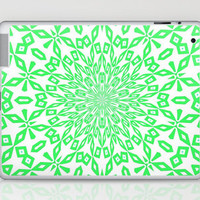 Green...iPad Skin by Lisa Argyropoulos | Society6
