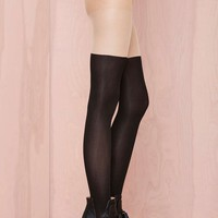 Sock It to Me Tights