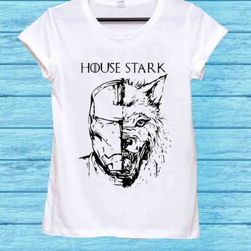 House Stark for t shirt mens and t shirt girls