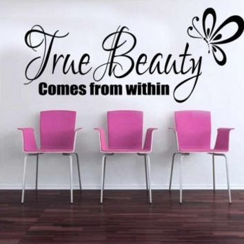 True beauty - G Direct Wall Stickers