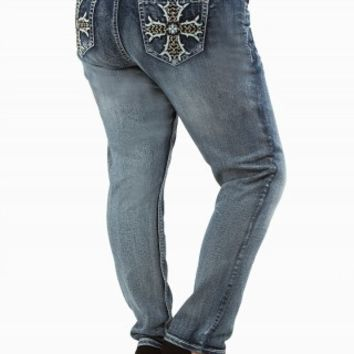 ZCO STRAIGHT CROSS JEANS