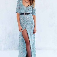 For Love & Lemons Montana Maxi Dress - Urban Outfitters