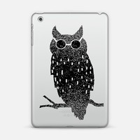 cool bird iPad Mini case by Marianna Tankelevich | Casetify