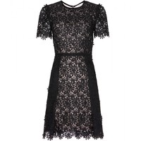 Aubrey lace dress