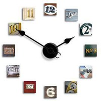 Heal's | Newgate Postmaster Architectural Wall Clock > Wall Clocks > Clocks > Accessories