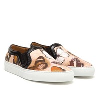 GIVENCHY | Butterfly Print Skater Shoe | Browns fashion & designer clothes & clothing