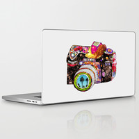 Picture This Laptop & iPad Skin by Bianca Green