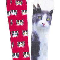Cat Socks 2-Pack | Wet Seal
