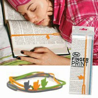 FINGERPRINT Bookmark by Fred